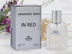 VIP TESTER ARMAND BASI IN RED 60 ML UAE (ОАЭ)
